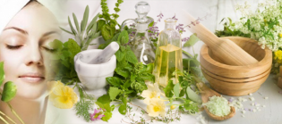 Herbs for face skin
