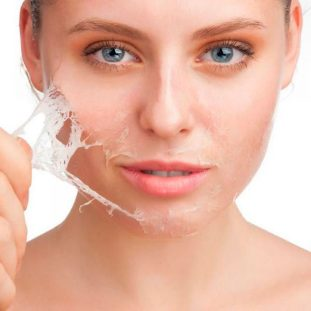 care for oily skin facial cleaning