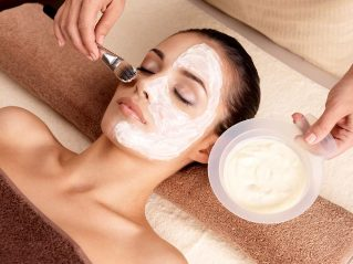 care for oily skin facial mask