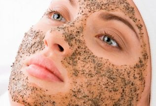 care for oily skin of the face